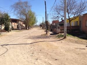 My hood, Barrio Argüello