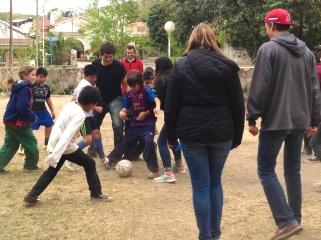 Fútbol!