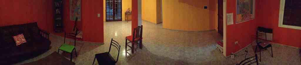 La sala (living room).