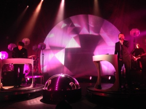 Broken Bells was the first show I paid to see. I thought I might write about it, but it never happened.